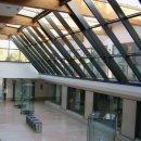 Sirmione – Brescia – copertura vetrata in vetro alluminio - Facciate e coperture vetrate