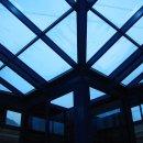 Capo di Ponte – copertura vetrata alluminio e vetro - Facciate e coperture vetrate