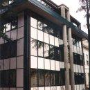 Vimercate – ospedale – serramenti in alluminio - Serramenti in alluminio a battente