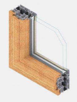 EL72 Wood serramenti a battente