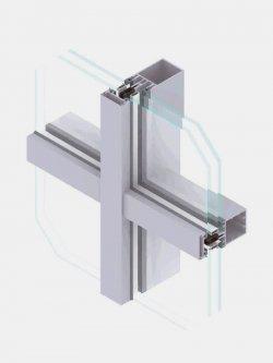 EL50 F-A  Facciate e vetrate