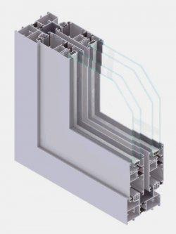 EL90 S serramenti scorrevoli