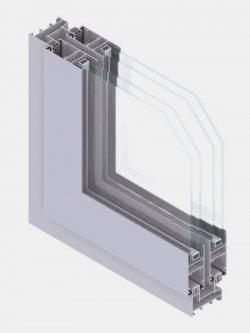 EL60 SN serramenti scorrrevoli