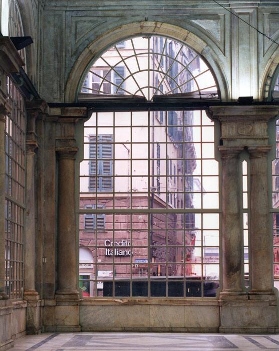 Palazzo di Giustizia Milano - Serramenti in ferro