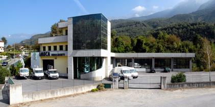 infissi e serrramenti in alluminio a Brescia